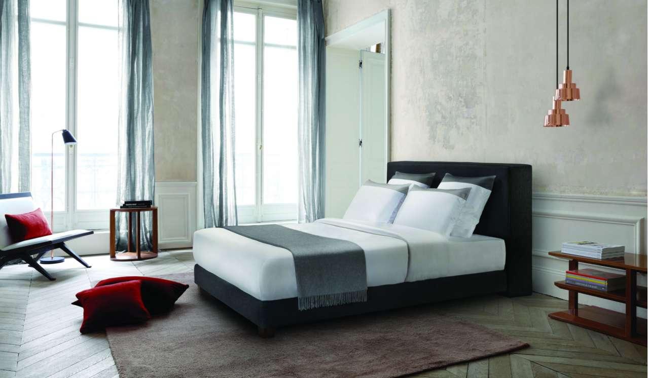 Tête de lit Cube